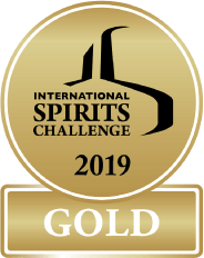International Spirits Challenge 2019 Gold Medal